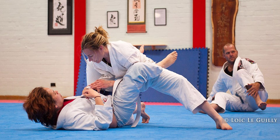 Brazilian Jiu-Jitsu Competition photograph