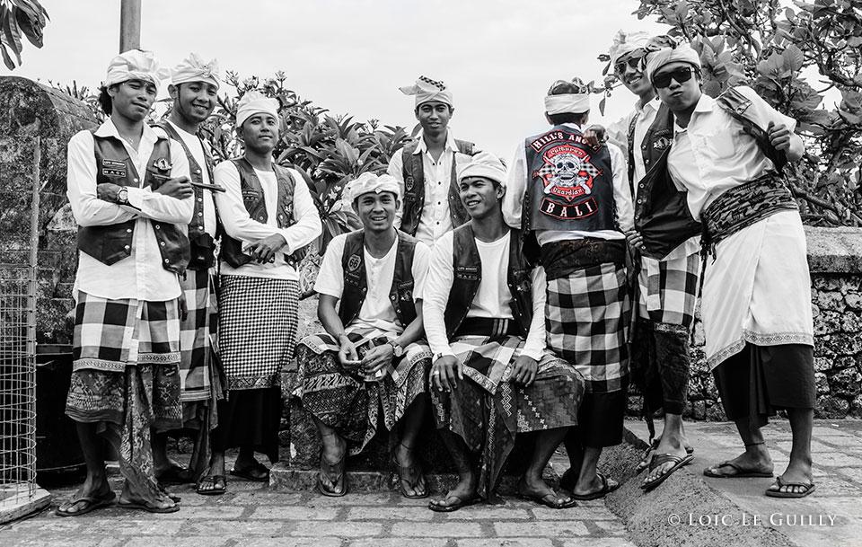 Bali Hill's Angels, culture guardians