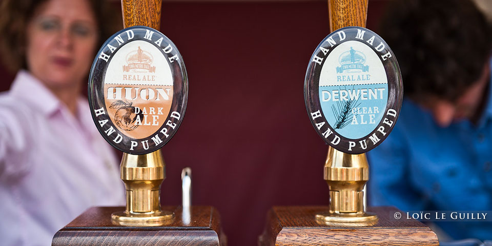 New Norfolk Festival - 2 metre tall brewery