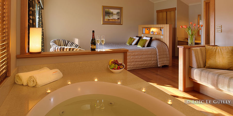 Freycinet Lodge premium suite