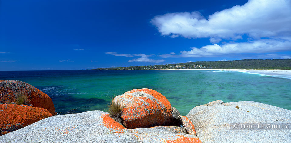 Bay of Fires landscape image