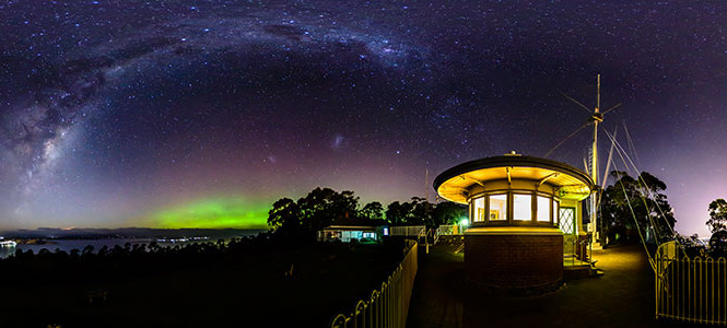 A month of Auroras in Tasmania…