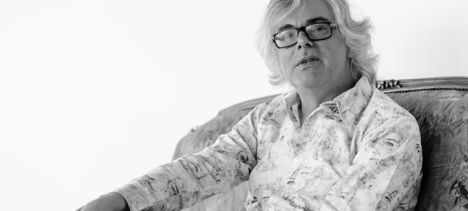 portraits of David Walsh