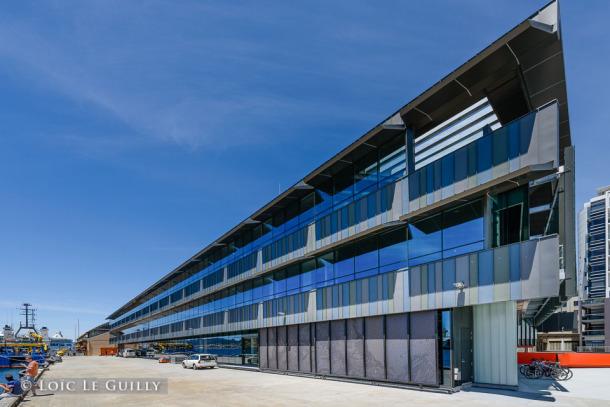 IMAS building from wharf