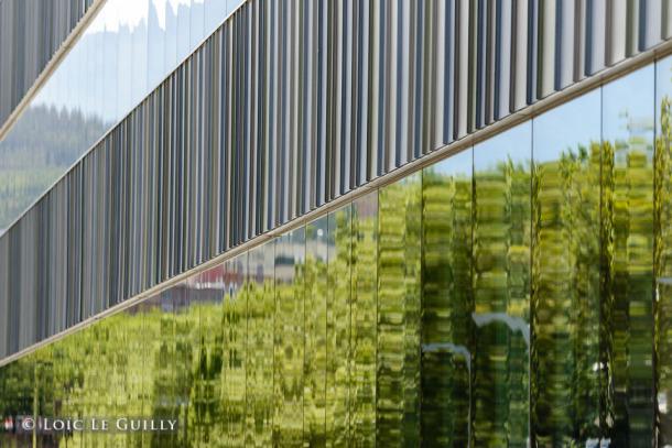 IMAS building reflections