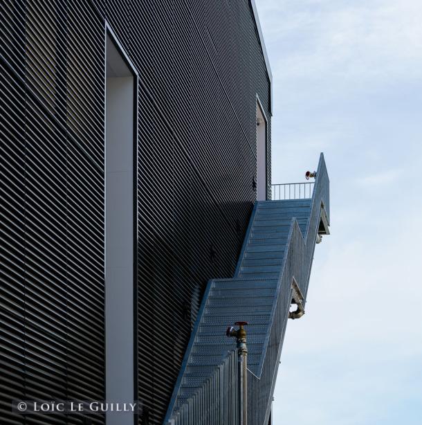 IMAS building detail