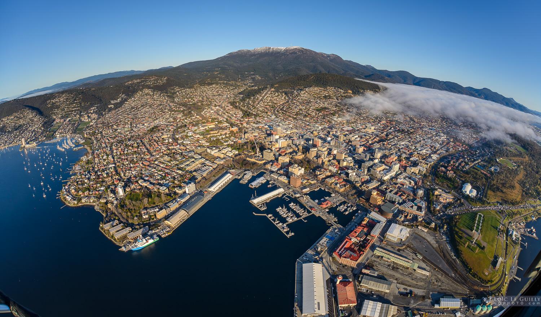 Aerial Photography Tasmania Loic Le Guilly
